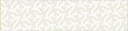 Ajirokumi-asanoha-sukashi / Wickerwork Hemp Leaf Pattern Background